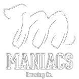 MANIACS BREWING CO. MARCA